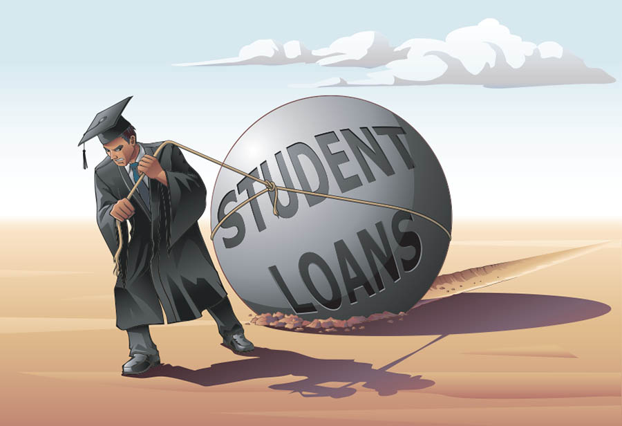 Pay Student Loan Burden Quickly