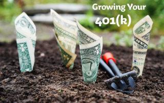 Average 401(k) Balance by Age